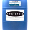 white pigmented wax concrete curing compound