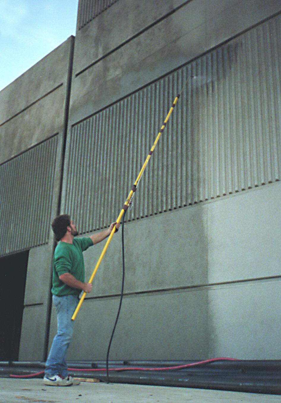 silane sealer for vertical concrete