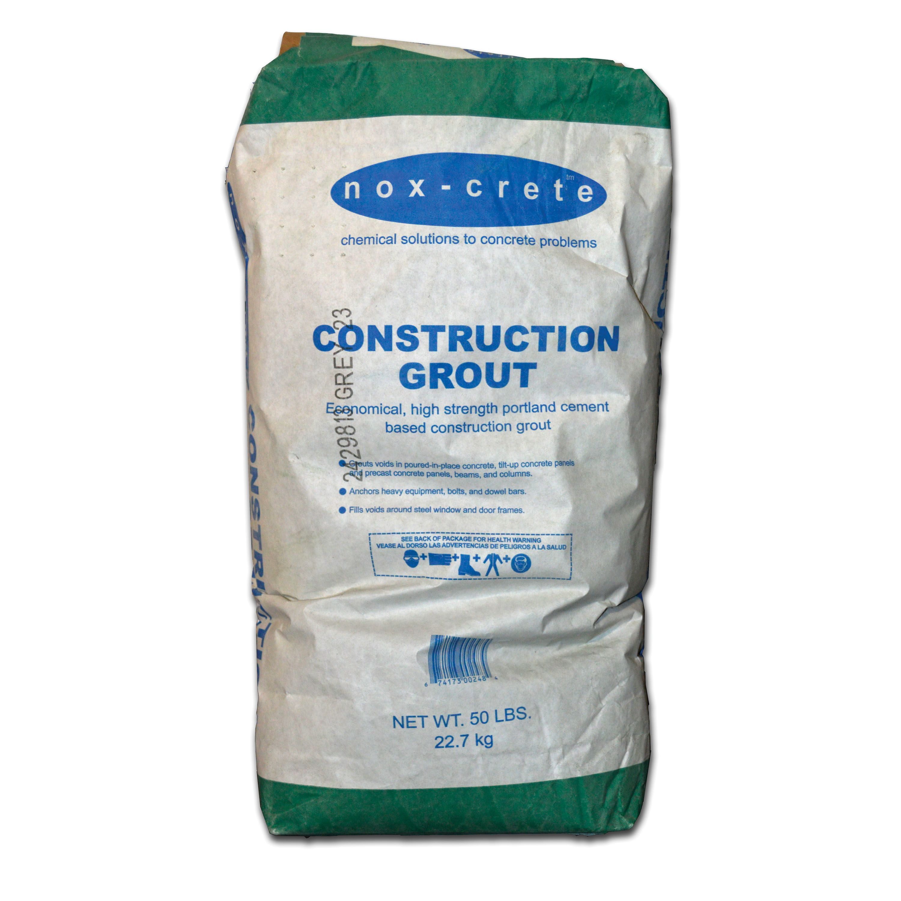 Construction Grout Nox Crete Products Group