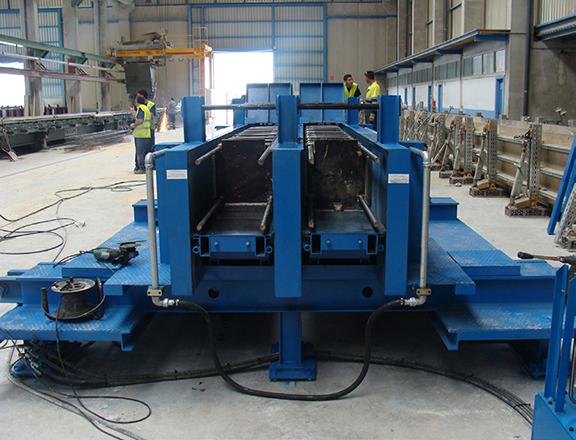 Moldtech Equipment and Forms for Precast Concrete Plants