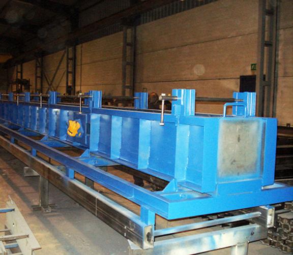 Moldtech Precast Casting Beds Forms Amp Equipment Nox