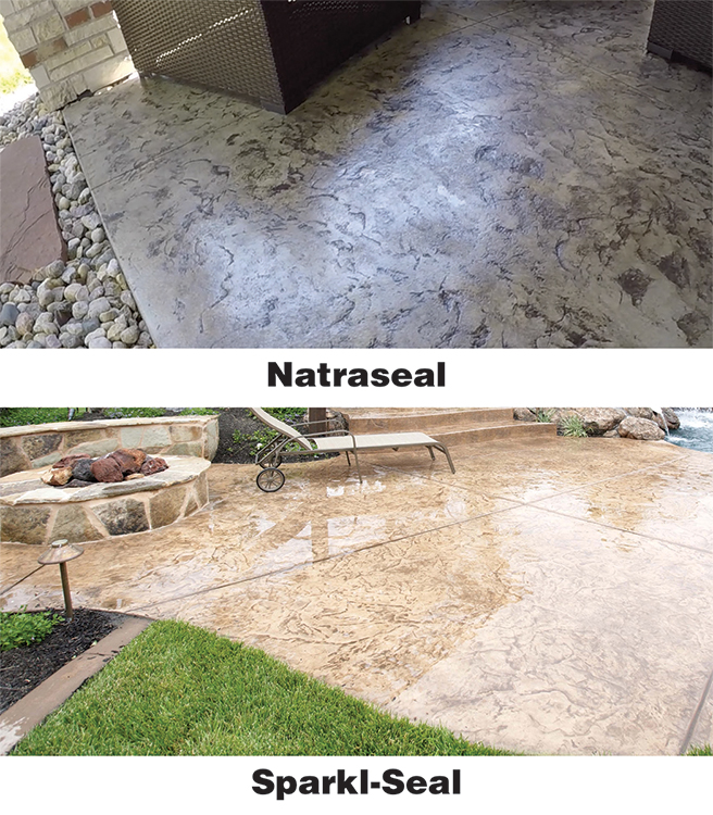 Freshen Up That Patio With Natraseal And Sparkl Seal