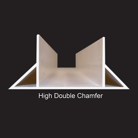 High Double Chamfer